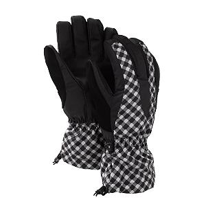 Snowboard Burton Profile Womens Gloves - If you want a comfortable, warm and stylish looking glove then check out the Burton Profile Womens Snowboard Gloves. To keep the harsh winter weather on the exterior of the glove, you'll have DRYRIDE Ultrashell which is ready to take all that you want to dish out on the mountain. It's a breathable fabrics to ensure that your hands stay dry and warm. The Thermacore Insulation traps the heat inside the glove while remaining low in bulk and without limiting your movements. For added coziness you'll have a 300G Fixed Fleece Lining. This multi-fleece combination makes riding in the warmer weather easier and more comfortable. You'll have a Toughtgrip Synthetic Leather Palm which is waterproof and provides you with a solid grip whether you're grabbing the board or the lift. If you want lots of value in an awesome glove that keep you warm and comfy on those awesome riding days then you'll want the Burton Profile Womens Snowboard Gloves. . Removable Liner: No, Material: DRYRIDE Ultrashell 2-Layer Fabric, Warranty: One Year, Battery Heated: No, Race: No, Type: Glove, Use: Ski/Snowboard, Wristguards: No, Outer Material: Nylon, Waterproof: No, Breathable: Yes, Pipe Glove: No, Cuff Style: Over the cuff, Down Filled: No, Touch Screen Capable: No, Weight: Not Specified, Model Year: 2013, Product ID: 289426, Shipping Restriction: This item is not available for shipment outside of the United States. - $31.95