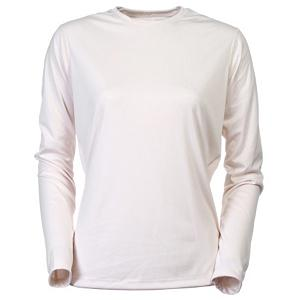 Snowboard Hot Chillys PeachSkin Crewneck Womens Long Underwear Top - Peachskins give you the performance you are looking for in this relaxed fitting crew top, while also benefiting from the soft feel like silk. Rated a 7, this mid-weight Hot Chillys PeachSkin Crewneck Womens Long Underwear Top is perfect for layering for those cold 27 degree ski or boarding days. The super soft micro polyester yarns, lightly sueded for additional performance is great at managing moisture which keeps you dry. This under top is made from one of Hot Chilly's most popular fabrics that is durable, long lasting and will provide you with the warmth you want while on the ski lift or at the backside of the mountain. When you feel it, you will know why! This crewneck for women is topped off with Bio Del Mar Anti-microbial for enhanced moisture management as well as freshness and odor control. This will help to keep you warm, dry and smelling fresh during and after each activity. A must have in your wardrobe for your winter activities, you will wonder why you didn't have one sooner and how you were able to do without this PeachSkin Crewneck before. . Fit: Tight, Warranty: One Year, Material: Synthetic, Weight: Mid, Type: Top, Neck: Crew, Model Year: 2012, Product ID: 196332 - $24.99