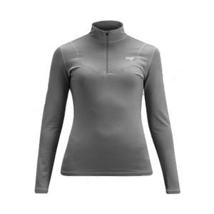 Snowboard Orage Maria Womens Long Underwear Top - The Orage Maria is made from recycled polyester, and represents a new take on a classic favorite. The midweight polyester/spandex fabric will keep you warm while still maintaining moisture-wicking properties. The Maria is the future of technical baselayers. A sleek pullover, the Orage Maria Baselayer is a great light to mid -weight layering piece. With a slim fit cut to it, the material is so soft you would never want to take it off even after a day of riding. That might also be to the moisture wicking properties it has that keeps you dry and feeling fresh. . Fit: Tight, Warranty: One Year, Material: Polyester/Spandex, Weight: Mid, Type: Top, Neck: Zip, Model Year: 2012, Product ID: 264727 - $29.99