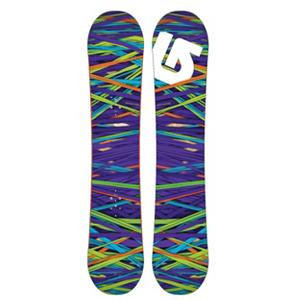 Snowboard Burton Social Womens Snowboard 2013 - The Burton Social is an award-winning snowboard that is designed specifically for the shred betties. What? Did you think Burton would just under build a mens board for you? Leave that trick to lesser brands. The V-Rocker puts playfulness and catch-free ride on your plate so get ready to eat. Twin shape and flex performs exactly the same no matter which way you point it so brush up on your switch game. Jumper Cables add boost for your ollies so you can take flight. Pro-Tip tapers the tips for reduced swing weight for your spinning pleasure. For icy park laps, you can count on Burton's Overbite Frostbite edges that extend out underfoot. Extruded base for low maintenance and easy repairs so you can eat kinks for breakfast. The Burton Social is definitely going to put a smile on your face. . Skill Range: Intermediate - Advanced, Model Year: 2013, Product ID: 271616, Shipping Restriction: This item is not available for shipment outside of the United States., Gender: Womens, Skill Level: Intermediate, Warranty: One Year, Base Material: Extruded P-tex, Magnatraction: No, Hole Pattern: Burton 3D, Construction Type: Sidewall Construction, Core Material: Wood, Rocker Type: V-Rocker, Board Width: Regular, Pipe Oriented: No, Flex: Soft, Shape: Twin, Rocker Profile: Rocker, Special Features: Overbite edges, Stance Setback: Centered, Stance Width: 480mm-530mm, Waist Width: 242mm (@147cm), Recommended Use: Freestyle, Core Name: True Flex Fly, Base Name: Extruded, Actual Turn Radius @ Specified Length: 7m(147cm) - $249.95
