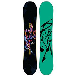Snowboard Burton Deja Vu Flying V Womens Snowboard 2013 - Have you ever felt like you have landed a trick before even though you never have attempted it? Will with the Burton Womens Deja Vu Flying V Snowboard thats going to happen but this time you will land the trick with steeze. From manicured park features to gigantic backcountry jumps, and every stash along the way, this mid wide machine delivers. Flying V camber offers the best of both worlds, with pop and power of camber underneath your feet and rocker in the tip and tail, any condition, anywhere around the world the Process will dominant. Smooth Ride internal shock absorbers, while Frostbite offers all-wheel drive edge control through the sketchiest conditions. The Deja Vu Flying V will but you in a state of euphoric awesomeness every time. . Actual Turn Radius @ Specified Length: 7m(146cm), Base Name: Sintered, Core Name: True Flex SuperFly Core with Jumper Cables, Recommended Use: All-Mountain Freestyle, Waist Width: 240mm(146cm), Stance Width: 505mm, Stance Setback: Centered, Special Features: Smooth Ride, Jumper Cables, Frostbite Edges, Pro-Tip, Infinite Ride, Rocker Profile: Rocker with Camber, Shape: Twin, Flex: Medium, Pipe Oriented: No, Board Width: Regular, Rocker Type: Flying V, Core Material: Wood with Carbon, Construction Type: Sidewall Construction, Hole Pattern: Burton ICS Channel, Magnatraction: No, Base Material: Sintered P-tex, Warranty: One Year, Skill Range: Advanced Intermediate - Expert, Model Year: 2013, Product ID: 272137, Shipping Restriction: This item is not available for shipment outside of the United States., Gender: Womens, Skill Level: Advanced Intermediate - $279.99