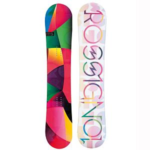 Snowboard Rossignol Tesla CYT AmpTek Womens Snowboard 2013 - If fun is the name of your game on the slopes, then the Tesla CYT AmpTek from Rossignol is the board for you. AmpTek AutoTurn rocker gives total maneuverability in the park with effortless float in the pow. The camber underfoot offers edge control to flit in and out of the park and venture all over the mountain. Whether a rookie or a pro, the Tesla is the perfect tool to rock the entire mountain with ease. Board edges stop short of the ABS tip and tail so you can modify with no compromise to the structure of the board, literally just saw and sand to customize. The Tesla is stiffer tips gives you explosive pop. The soft flexing waist gives you balance in parks and on rails. . Actual Turn Radius @ Specified Length: 7m(143cm), Base Name: Extruded 4400, Core Name: Wood 5620, Recommended Use: All-Mountain Freestyle, Waist Width: 238mm(@143cm), Stance Width: 17-23in, Stance Setback: Centered, Special Features: Customizable Tip and Tails, Rocker Profile: Rocker with Camber, Shape: Twin, Flex: Soft, Pipe Oriented: No, Board Width: Regular, Rocker Type: AmpTek Auto-Turn Rocker, Core Material: Wood, Construction Type: Sidewall Construction, Hole Pattern: Standard 4 Hole, Magnatraction: No, Base Material: Extruded P-tex, Warranty: One Year, Skill Range: Beginner - Advanced Intermediate, Model Year: 2013, Product ID: 280944, Shipping Restriction: This item is not available for shipment outside of the United States., Gender: Womens, Skill Level: Beginner - $199.95