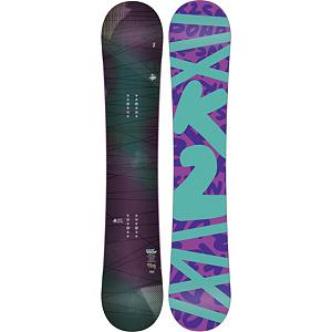 Snowboard K2 Fling Womens Snowboard - The K2 Womens Team set out to create a snowboard that needed to be not too stiff and yet not too soft for ruling the park, the answer is the K2 Fling. The Fling comes jammed packed with K2 Flatline technology provide unmatched stability and pre-loaded pop for laying it all out in the park. Rhythm specific womens core is designed to flex with women. The K2 Fling is snowboard of choice for women who want to rip all over the mountain and keep the boys in check in the park. . Actual Turn Radius @ Specified Length: 7.4m(146cm), Base Name: 4000 Sintered, Core Name: Rhythm Core, Recommended Use: All-Mountain Freestyle, Waist Width: 238mm(146cm), Stance Width: 19-21in, Stance Setback: Centered, Special Features: Carbon Matrix I, Rocker Profile: Flat, Shape: Twin, Flex: Medium, Pipe Oriented: No, Board Width: Regular, Rocker Type: Flatline, Core Material: Wood, Construction Type: Sidewall Construction, Hole Pattern: Standard 4 Hole, Magnatraction: No, Base Material: Sintered P-tex, Warranty: One Year, Skill Range: Intermediate - Advanced, Model Year: 2011, Product ID: 285150, Shipping Restriction: This item is not available for shipment outside of the United States., Gender: Womens, Skill Level: Intermediate - $199.94