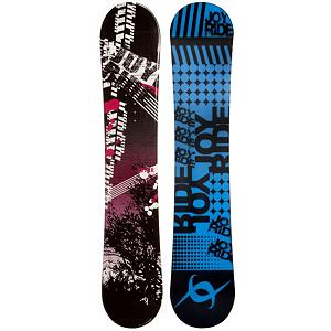 Snowboard JoyRide Bush Black Womens Snowboard - If you're an entry-level snowboarder looking to get better and gain the skills to take on the harder trails, then the JoyRide Bush Black Snowboard can help you get there. It has a Camber profile so you will have a more controlled board that is easy to learn on and provides you with better edge hold. It's a bit poppy so you can work on some of those new tricks you've been wanting to test out too. Don't waste another dollar renting a snowboard, get your own and conquer the mountain with the JoyRide Bush Black Snowboard. . Skill Range: Beginner - Advanced Intermediate, Product ID: 297040, Gender: Womens, Skill Level: Beginner, Model Number: 332 SB 12, Warranty: One Year, Base Material: Extruded P-tex, Magnatraction: No, Hole Pattern: Standard 4 Hole, Construction Type: Cap Construction, Core Material: Wood, Board Width: Regular, Pipe Oriented: No, Flex: Soft, Shape: Directional, Rocker Profile: Camber, Recommended Use: All-Mountain - $129.93