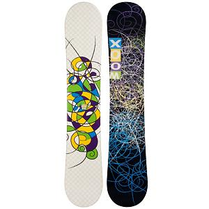 Snowboard Black Fire Picasso Womens Snowboard - The Black Fire Picasso Womens Snowboard is an entry-level board that is perfect for the rider who is tired of renting and really wanting to pick up the skills to rule the mountain. The Picasso is made with a camber profile which will offer you a great edge hold to help work on your turns. Combined with a soft flex, this board is poppy so you can start testing out the new tricks in the park and working on jumps. This Picasso board is also very responsive. You'll have some good snap to help you in the park too. If you want a quality board at a very friendly price then you'll want to pick up this Black Fire Picasso Womens Snowboard so you can grow confidently and soon be able to tackle the more challenging trails. . Recommended Use: All-Mountain, Rocker Profile: Camber, Shape: Directional, Flex: Soft, Pipe Oriented: No, Core Material: Wood, Construction Type: Cap Construction, Hole Pattern: Standard 4 Hole, Magnatraction: No, Base Material: Extruded P-tex, Warranty: One Year, Skill Range: Beginner - Advanced Intermediate, Product ID: 297316, Gender: Womens, Skill Level: Beginner - $99.99