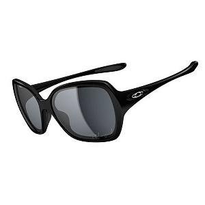 Snowboard Oakley Overtime Polarized Womens Sunglasses - With its chic style and high performance material, the Oakley Overtime Polarized Sunglasses are perfect for the style-conscious athlete. The Overtime frame ensures unparallel comfort starting with its O Matter frame material. This stress-resistant and durable frame ensures all-day comfort and the Three-Fit-Point helps hold the sunglasses for precise optical alignment. Even when you're working up a sweat the Unobtainium earpads and nosepads will give you that secure and snug fit without slipping. The lens on the Oakley Overtime Polarized Sunglasses provide you with 100% protection against UV rays and blue light as well as minimized glare. Offering a 6 base lens curvature, you'll have the best peripheral vision so you can remain focused on your activity. Lightweight yet strong and impact-resistant, the Oakley Overtime Polarized Sunglasses are everything you could ask for in a pair of sunglasses. Features: Unobtainium Earpads and Nosepads, Metal Icon Accents. Best Use: Fashion, Lens Material: Plutonite, Frame Material: O Matter, Polarized: Yes, Photochromatic: No, Interchangable Lens: No, Additional Lenses: No, Gender: Women, Face Size: Large, Nose Pads: Yes, Warranty: 1 Year, Lens Type: Polarized, Model Year: 2014, Product ID: 270405, Frame Shape: Butterfly / Square - $170.00