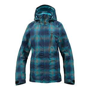 Snowboard Burton AK 2-Layer Altitude Womens Shell Snowboard Jacket - High Performance versatility is the name of the game when it comes to the Burton AK 2L Altitude jacket. 2 layers of GORE-TEX Fabric shield you from the water while allowing your sweat to escape freely. Even the seams are fully taped with GORE-SEAM Tape. You could practically swim in the Altitude jacket and you won't get wet. Taffeta and Brushed Tricot Lining keeps you nice and cozy while you shred. YKK Matte Water-Resistant Zippers up the waterproofing as if you needed more. Use the Removable Waist Gaiter with Jacket-to-Pant Interface on pow dump days and get surfing. The icing on the cake? The Burton AK 2L Altitude Jacket is backed by a Lifetime warranty. I bet you already mentally bought this jacket. Now just physically buy it. . Exterior Material: GORE-TEX Fabric, Insulation Weight: N/A, Taped Seams: Fully Taped, Waterproof Rating: Gore-Tex, Breathability Rating: Gore-Tex, Hood Type: Fixed, Pit Zip Venting: No, Pockets: 1-3, Electronics Pocket: No, Goggle/Sunglasses Pocket: No, Powder Skirt: Yes, Hood: Yes, Warranty: Lifetime, Use: Snowboard, Battery Heated: No, Race: No, Type: Shell, Jacket Fit: Regular, Length: Medium, Insulation Type: None (Shell), Waterproof: Extreme Waterproofing (> 20,000mm), Breathability: Extreme Breathability (> 20,000g), Cuff Type: Velcro, Wrist Gaiter: No, Waterproof Zippers: Yes, Cinch Cord Bottom: Yes, Insulator: No, Model Year: 2013, Product ID: 288983, Shipping Restriction: This item is not available for shipment outside of the United States., Model Number: 276425-067XS, GTIN: 0886057884950 - $179.93