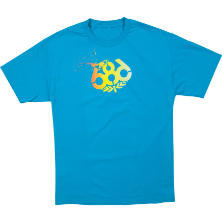 Skateboard When you wake up in a strange alley with a massive hangover and covered in mysterious bodily fluids, the 686 Mark T-Shirt won't tell your parents. We promise. - $10.97