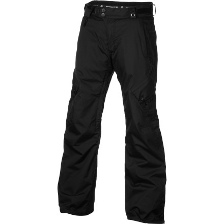 Snowboard The 686 Women's Smarty Original Cargo has long set the standard for not only layer-as-you- need-to 3-in-1 pants but for snowboard pants in general. And it's not hard to see why, since it features solid style and preventive measures against impending moisture such as the improved Infidry-15 waterproofing and fully taped seams. - $80.00