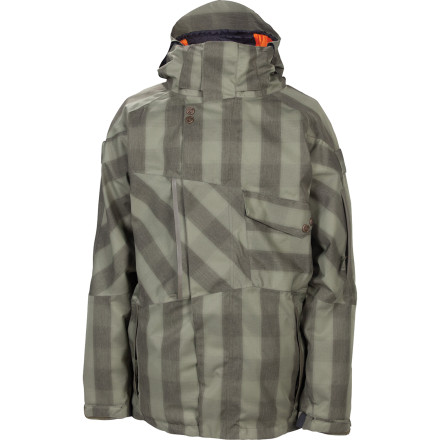 Snowboard The 686 Smarty Phaser Insulated Jacket combines serious storm-proofing with a super-versatile three-in-one design that handles any conditions from the frostbite warning on opening day to the slushy shenanigans of spring riding. - $180.00