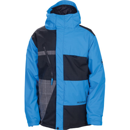 Snowboard The 686 Reserved Havoc Insulated Jacket isn't into staying mellow and keeping the peace. 80g of polyfill synthetic insulation takes the edge of nasty early January days and lets you sport nothing else but a T-Shirt during mid-march park laps, so you can raise hell all winter, knowing that the Havoc has your back. - $154.00