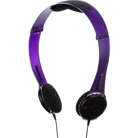 Entertainment The sleek, lightweight Aerial7 Ohm Headphones boast a low-profile shape that folds up for compact storage. The patented Sound Disk design lets you easily remove the speakers from the headphone frame for easy integration with any Aerial7 headwear product. - $44.96
