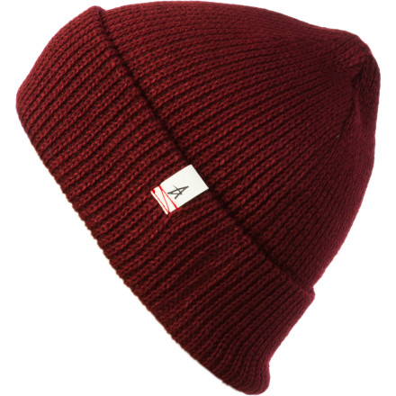 Your ongoing daydream that Andrew Reynolds lives at your house, sleeps on your couch, and drinks beers with you every afternoon is borderline-delusional. In reality, you sleep on your parents' couch, drink beers every morning, and cuddle your Altamont A. Reynolds Signature Beanie at night. - $14.96