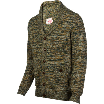 Don't think camo can be classy The Altamont Casualty Sweater is here to prove you wrong, laugh in your face, and give you a wedgie. All while sipping champagne and eating caviar (we told you it was classy). - $54.97