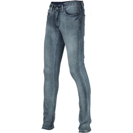 If you can't decide whether you want your jeans sagging or tight, check out the Analog Creeper Denim Pants. The low-rise, skinny slouch fit is perfect for showing off your latest pair of kicks without causing permanent damage to your manpiece. - $41.97