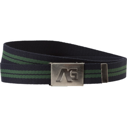 We don't mind a little sagin fact, we prefer itbut when both ass cheeks are fully exposed, things have gone too far. Keep yourself in check with the Analog Private Belt. - $13.46
