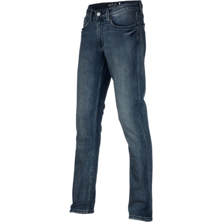 The Analog Remer Denim Pant\222s stretchy, slim fit delicately cups your sack to provide both manly support and freedom of movement. If you like your jeans skinny\227but not ridiculously, uncomfortably, gender-questioning tight\227you just found your new favorite pair. - $38.97