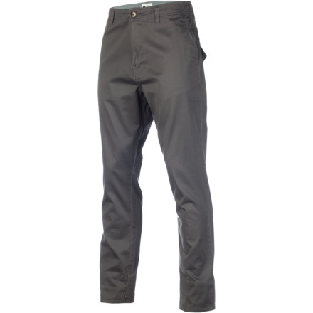 Skateboard Even if it doesn't seem like it to your  parents, it takes a lot of work to slip on the Analog Slouch Pant and finish your amateur skate video segment. - $37.37