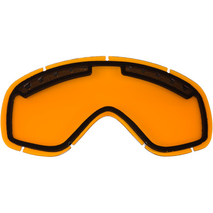 Ski After a year of solid all-mountain debauchery, breathe new life into your Anon Helix Goggles with the Helix Replacement Goggle Lens. - $14.97