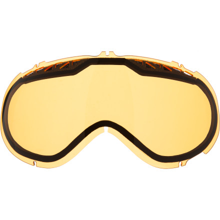 Snowboard Change it up in low light or super-sunny conditions with the Anon Solace Replacement Goggle Lens. - $23.97