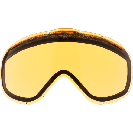 Ski The Anon Haven Goggle Replacement Lens replaces your broken, missing, or scratched lens lets you mix up your lens tints depending on the weather or ... OK ... what you're wearing. - $39.95