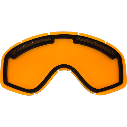 Ski The Anon Tracker Goggle Replacement Lens can fill in the huge void the missing lens you left in your tracker frame. Or you can just wear the fame sans lens and let your eyes go head-to-head with the elementsthe choice is yours. - $8.97