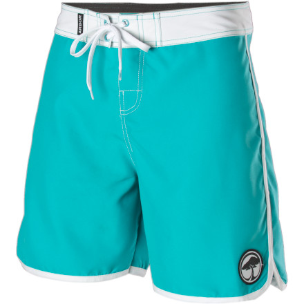 Surf Even if you're stuck in Sandusky, Ohio, you can still rock the Arbor Malibu Board Short. We won't tell anyone. - $64.95
