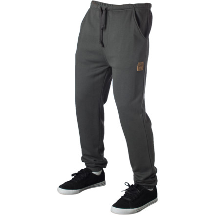 Put on the Arbor Beachcomber Sweat Pants, grab the metal detector you scooped from the pawn shop last week, and head down to the sand to see what you can find today. - $64.95