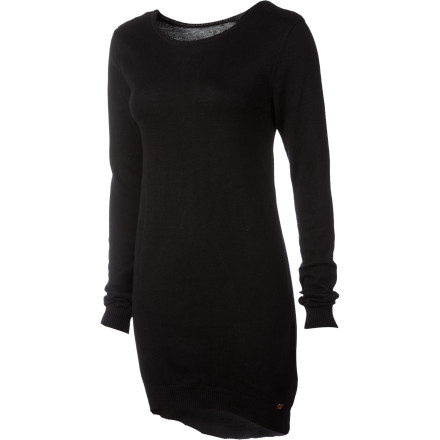Entertainment The Arbor Apres Dress proves that it is possible to mix comfort and high-fashion style. This sleek knit dress is great for those times when you want to feel sexy without being flashy. - $55.22