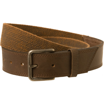 Just like a nasty-ass honey badger, the Armourdillo Surplus Strapper Belt don't care. - $29.95