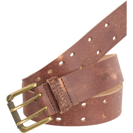 The Armourdillo Smith Belt holds up your pants. What...you were expecting a story about zombies or a dead-hooker joke Well, we're tired. So just give us a break and buy the stupid belt already so we can get back to watching funny cat videos. - $18.27