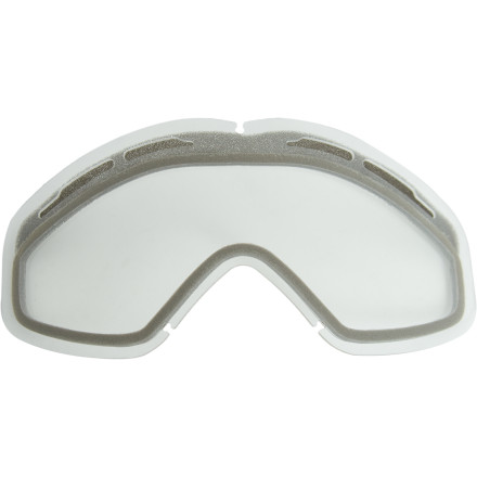 Snowboard Replace your old, scratched lenses with the Arnette Series 3 Goggle Replacement Lenses and see clearly again. These dual-vented beauties are highly impact resistant and designed to pop in and out of the Series 3 frame easily. Always keep a spare on hand; you never know when a bear might attack. - $10.00