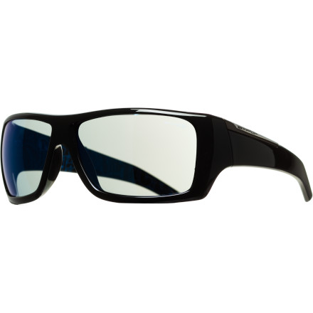 Entertainment The Arnette Hazard Sunglasses feature a big, bold squared-off shape that offers plenty of coveragewhether you're headed down to the beach or using a crowbar to bash your way out of a space-time catastrophe. - $79.95