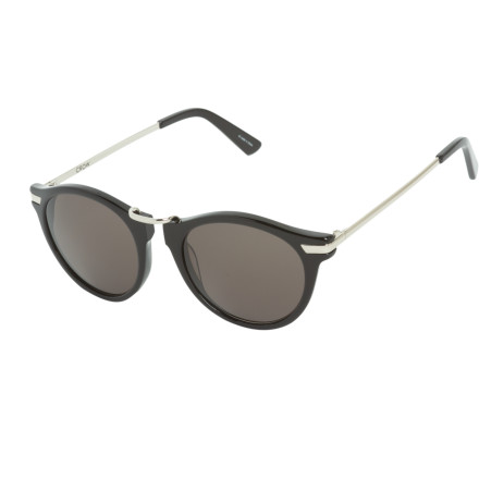 Entertainment The Ashbury Crow Sunglasses mix high-quality lenses with vintage style. These glasses give you a unique look that is fun and fashion forward. - $79.95