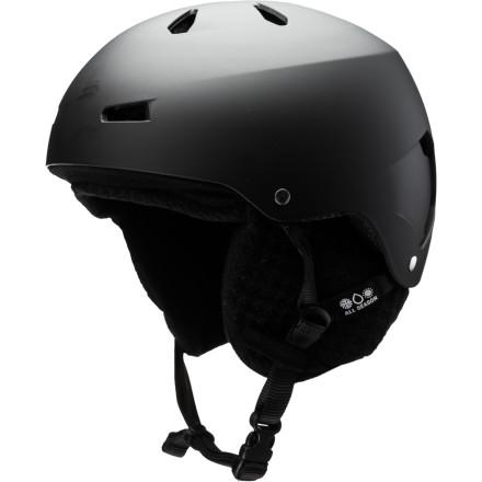 Skateboard You blew the landing coming off a rail and knocked your head a bit on the snow. Nothing crazy, but basic helmet rules say that once your head-protector takes a hit, it's toast. Lock the Bern Macon Hard Hat with Knit Liner down on your dome and keep your skull safe bump after bump. - $74.96