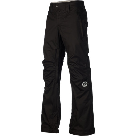 Snowboard One look at you in the Betty Rides Women's Dynasty Rocker Pant, and the world knows you mean business out there. Made from high-performance fabric and cut with room to move, the Rocker is as intent on wringing maximum mileageand funout of a day on the mountain as you are. - $83.23