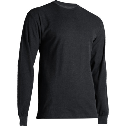 Surf When you want a little extra warmth, throw on the Billabong Men's Essential Thermal Shirt. The classic waffle knit holds in warmth and gives you that mountain-man style every girl loves. Wear it under a jacket, under a T-shirt, or while you lounge on your bear-skin rug in front of a roaring fire. - $23.96