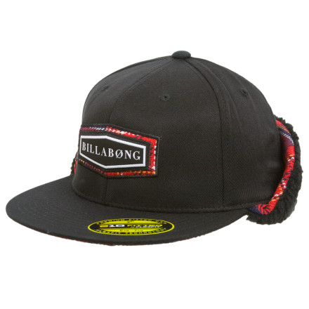Surf You don't have to mark your Billabong Territorial Hat with urine in order for people to know that it's yours; just write your name on the inside of the ear flap and call it good. - $12.23