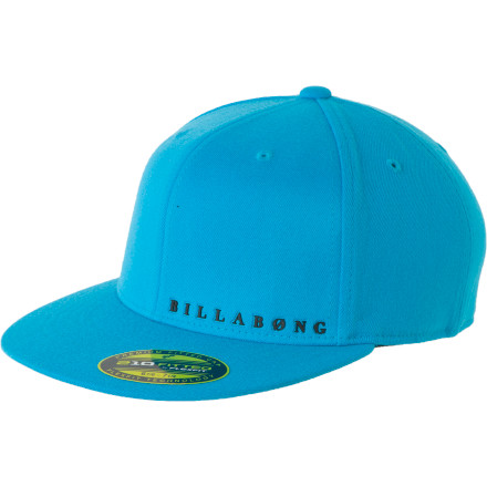 Surf The moments you spend on land may be brief, but with the Billabong Sealed 210 Flexfit Hat on your head, your salt-bleached hair stays hidden from humans that aren't as fish-like as you are. - $13.98
