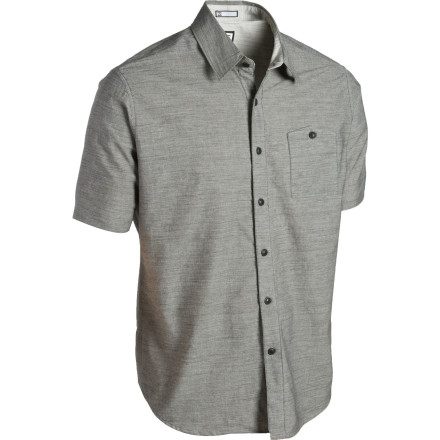 Surf Thanks to its size, weight, and overall value, the Billabong Men's Ropes Shirt makes a great stocking stuffer. No joke. - $32.97