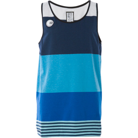 Surf The worst thing a kid can do is want to be an adult. Put on the Billabong Boys' Komplete Tank Top and vow never to say words like 'open up a channel' or 'measure of predictability' or use any other kind of convoluted business speak. - $12.58