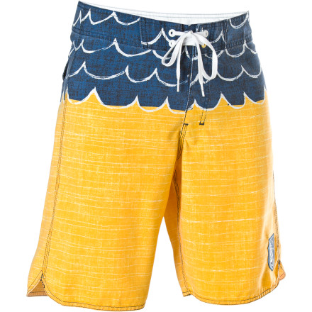 Surf The Billabong Skallywag Boardshort was designed for scamps, skids, dirtbags, rascals, and general causers of trouble. Yeah, and you, too. - $33.57