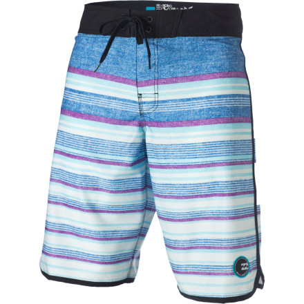 Surf Like a python poised to strike, the Billabong Coil Board Short takes great joy in looking intimidating and pouncing on its prey (waves). - $32.97