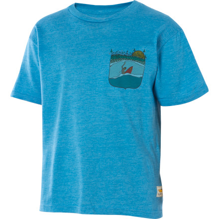 Surf Billabong Lipsmack T-Shirt - Short-Sleeve - Boys' - $6.63