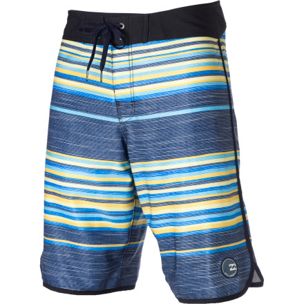 Surf As part of the Zero Gravity line, the Billabong Men's Slub Board Short is guaranteed not to weight you down with excess moisture and hinder your movements with restrictive materials. - $43.96
