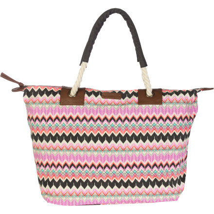 Surf There's nothing like the beach to pull you out of a little funk, so pack the Billabong Women's Sun Chaser Beachbag, call some friends, and enjoy some much-needed girl time on the sand. - $32.14