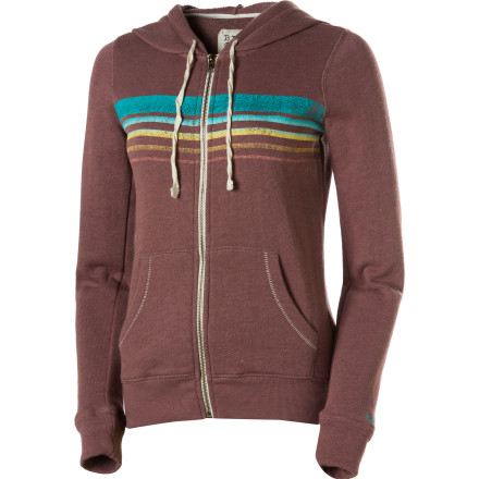 Surf Billabong How Bout It Full-Zip Hoodie - Women's - $32.14