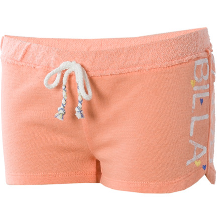 Surf The Billabong Little Girls' Pocket Full Of Change Short just wants to lounge aroundkind of like your live-in brother-in-law and his friends that come over all the time. - $10.38
