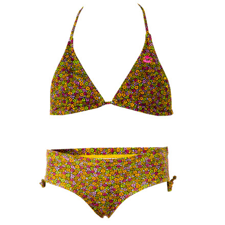 Surf Whether she's headed to a pool party or the beach, the Billabong Little Girls' Tracey Bikini lets your little girl to enjoy the warm summer weather. - $9.59