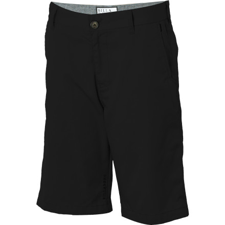 Surf The Billabong Little Boys' Carter Short provides looks so clean that you could skip out on bathing for a week. Don't tell your parents we said that, though. - $17.45